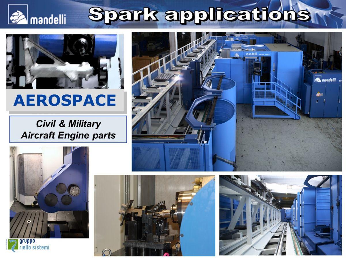 Spark X 1300