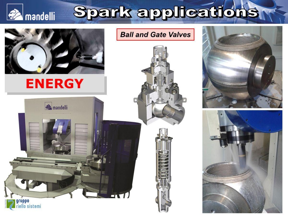 Spark x 2100