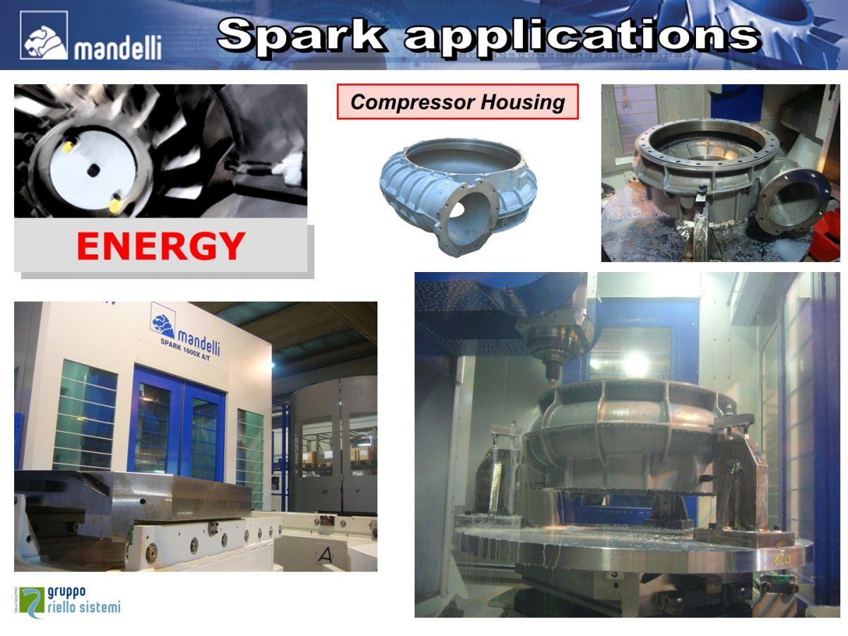 Spark x 2600