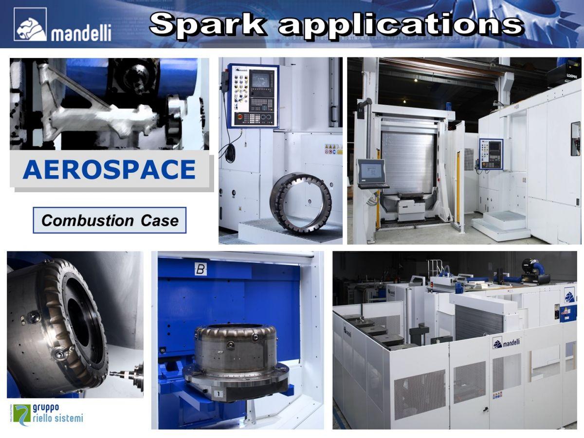 Spark x 1600